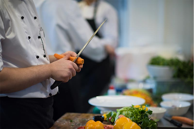 hospitality and catering courses NI