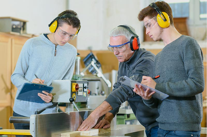 joinery courses northern ireland